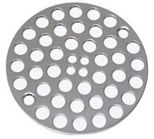 Mountain Plumbing MT238 FG Grid Shower Drain - French Gold