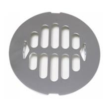 Mountain Plumbing MT240 SC Snap In Grid Shower Drain - Satin Chrome