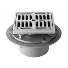 Mountain Plumbing MT506P EB Brass Grid Shower Drain Kit - English Bronze