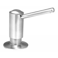 Mountain Plumbing MT100 PN Soap/Lotion Dispenser - Polished Nickel
