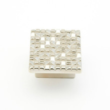 """Schaub 234-15 Mosaic Door Knob 1-7/8"""" diam - Satin Nickel"""