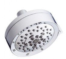 "Danze Parma  D460056 4 1/2""  Five Function Showerhead - Chrome"