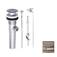 Danze D495002BN Pop-Up Drain Assembly/Lift Rod-Brushed Nickel