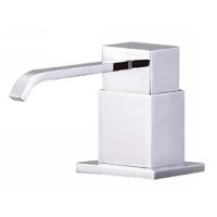 Danze Sirius D495944 Liquid Soap & Lotion Dispenser - Chrome