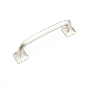 "Schaub 216-15 Northport Door Pull 5"" cc - Satin Nickel"