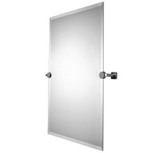Valsan 41090 Braga Bathroom Rectangular Mirror 33' X 22' X 0.23'