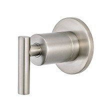 Price Pfister 016-NC1K Contempra Single Handle Diverter Trim Only with Metal Lever  - Brushed Nickel