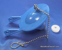 "Mansfield 630-0173 Service Kit 2"" Flapper - Toilet Repair"