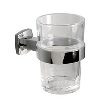 Valsan Denver Wall Mount Tumbler Holder - Chrome