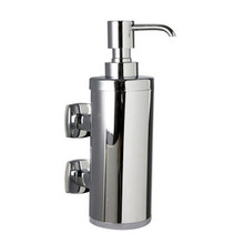 Valsan Denver Wall Mount Liquid Soap Dispenser - Chrome