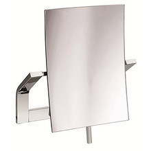 Valsan Sensis Wall Mounted x3 Magnifying Mirror - Polished Nickel