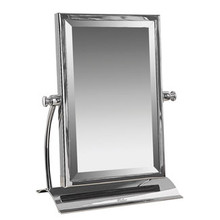 Valsan Classic M688CR Freestanding Single Sided Table Mirror - Chrome