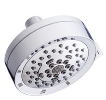 "Danze D460064 Parma Five Function Showerhead 4 1/2"" - Chrome"