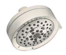 "Danze D460064BN Parma Five Function Showerhead 4 1/2"" - Brushed Nickel"