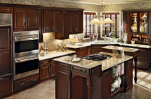 Kraftmaid Kitchen Cabinets - Classic Camed Insert
