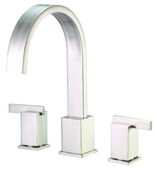 Danze Sirius D302044BNT Two Handle Roman Tub Faucet - Brushed Nickel