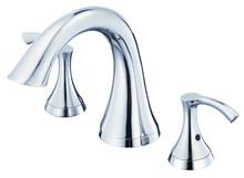 Danze D300922T Antioch Two Handle Roman Tub Faucet Trim - Polished Chrome