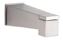 Danze DA606445BN Mid-town Wall Mount Tub Spout With Diverter - Brushed Nickel