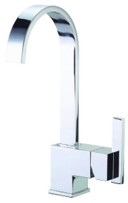 Danze D150644 Sirius Single Handle Bar Prep Faucet 1.75gpm - Chrome