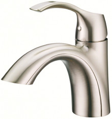 Danze D222522BN Antioch Single Handle Lavatory Faucet 1.2gpm - Brushed Nickel