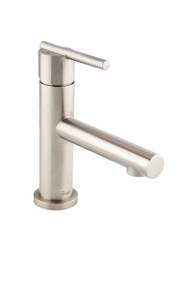Danze D224158BN Parma Trim Line Single Handle Lavatory Faucet 1.2gpm - Brushed Nickel