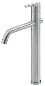 Danze D225158BN Parma Single Handle Vessel Filler Faucet 1.2gpm - Brushed Nickel