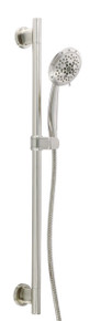 "Danze D4D461735BN Versa Slide Bar with Handshower Assembly 30"" - Brushed Nickel"