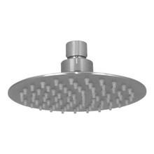"Opella 6"" Ultra Thin Round Shower Head - Brushed Nickel"