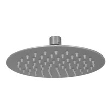 "Opella 8"" Ultra Thin Round Shower Head - Brushed Nickel"