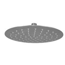 "Opella 10"" Ultra Thin Round Shower Head - Brushed Nickel"