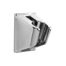 Opella 200.646.110 Fixed Wall Bracket for Hand Shower - Chrome