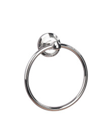 Valsan  M8005CR Oslo Chrome Towel Ring