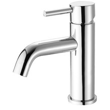 Vanity Art VA10119-PC Single Handle Bathroom Faucet with Drain Assembly - Polished Chrome