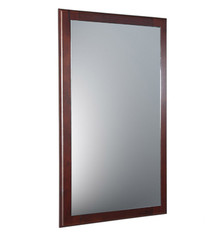 "FMR2024MH Fresca Oxford 20"" Wide x 32"" H Mohagany Mirror"