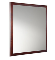 "FMR2030MH Fresca Oxford 26"" Antique White Mirror"