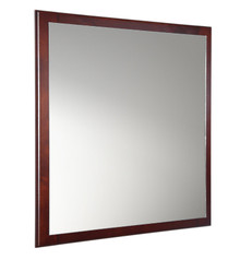 "FMR2036MH Fresca Oxford 32"" Antique White Mirror"