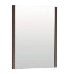 "FMR6230GO Fresca Torino 26"" Gray Oak Wall Mirror"