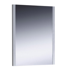 "FMR6230WH Fresca Torino 26"" White Side Framed Wall Mirror"