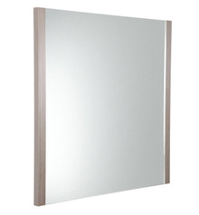 "FMR6236GO Fresca Torino 32"" Gray Oak Mirror"