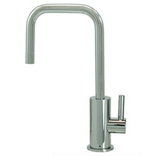 "Mountain Plumbing MT1833-NL-PVDPN ""The Little Gourmet"" Point-of-Use Drinking Faucet - PVD Polished Nickel"