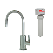 Mountain Plumbing MT1843FIL-NL-SC Point-of-Use Drinking Faucet With Water Filtration System - Satin Chrome
