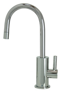 "Mountain Plumbing MT1843-NL-CPB ""The Little Gourmet"" Point-of-Use Drinking Faucet - Polished Chrome"