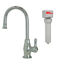 Mountain Plumbing MT1853FIL-NL-VB Point-of-Use Drinking Faucet With Water Filtration System - Venetian Bronze