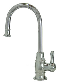 "Mountain Plumbing MT1853-NL-PVDBRN ""The Little Gourmet"" Point-of-Use Drinking Faucet - PVD Brushed Nickel"