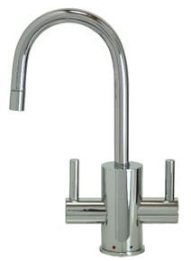 "Mountain Plumbing MT1841-NL-VB ""The Little Gourmet"" Instant Hot & Cold Water Faucet - Venetian Bronze"