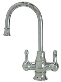 "Mountain Plumbing MT1851-NL-VB ""The Little Gourmet"" Instant Hot & Cold Water Faucet - Venetian Bronze"