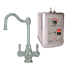 Mountain Plumbing MT1871DIY-NL-PVDPN Instant Hot & Cold Water Dispenser Faucet With Heating Tank - PVD Polished Nickel