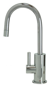 Mountain Plumbing MT1840-NL-PVDBRN Hot Water Dispenser Faucet - PVD Brushed Nickel