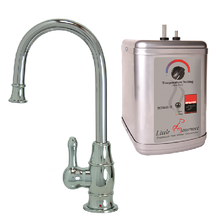 Mountain Plumbing MT1850DIY-NL-PVDPN Instant Hot Water Dispenser Faucets With Heating Tank - PVD Polished Nickel