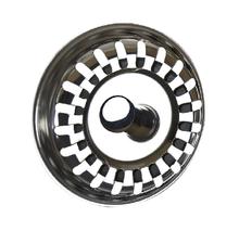 Mountain Plumbing MT300BSK-BRN Kitchen Basket Strainer Only - Brushed Nickel